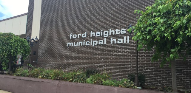 Chicago Heights supplies water to Ford Heights, one of the poorest towns in the state. Chicago Heights officials say Ford Heights owes them 2 million dollars for water service. If it doesn't get the money in one week, the city is threatening to shut off water service. The two sides are scheduled to meet Friday to try to come to a resolution.