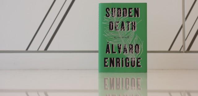 Sudden Death book cover.