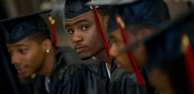 Greater segregation for region's black, Latino students