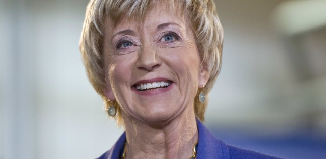 Linda McMahon, who twice ran for U.S. Senate in Connecticut, is Donald Trump's nominee to head the Small Business Administration.