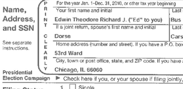 Mayoral hopeful Alderman Ed Bus releases tax return