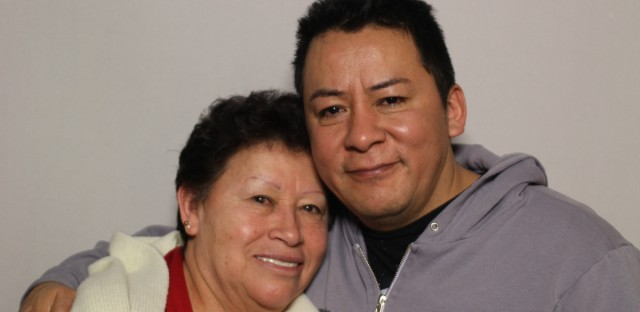 Nestor Gomez and Dalila Sagastume fled a civil war in Guatemala and came to Chicago.