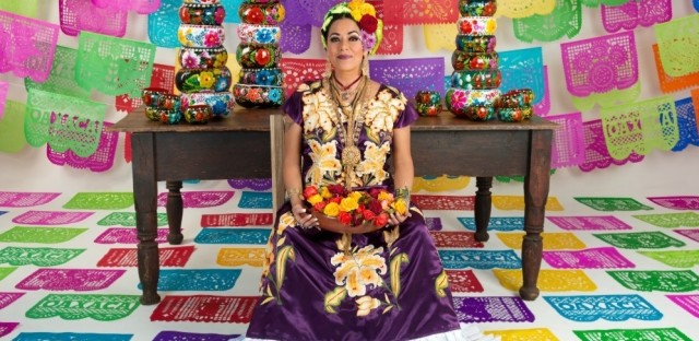 Alt.Latino : Lila Downs Celebrates Culinary And Cultural Sides Of Chile Image