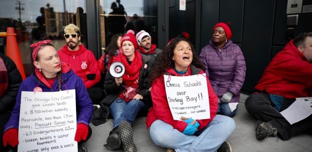 CTU strikers Sterling Bay