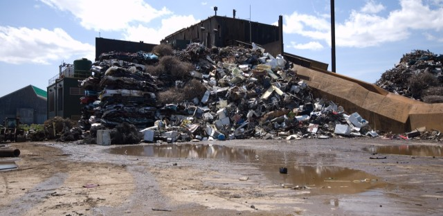 North Side Scrap Shredder Faces Scrutiny From Lightfoot Administration