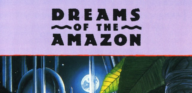 Dreams of the Amazon is one of the many different Jack Flanders adventure stories.