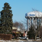 Gary Indiana Watertower