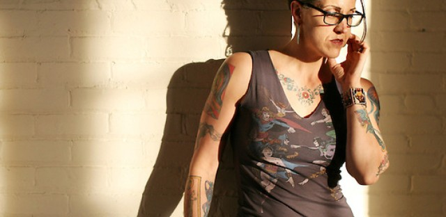On Being : Nadia Bolz-Weber — Seeing the Underside and Seeing God: Tattoos, Tradition, and Grace Image