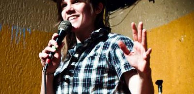 Video: Stand-up comedy by Cameron Esposito
