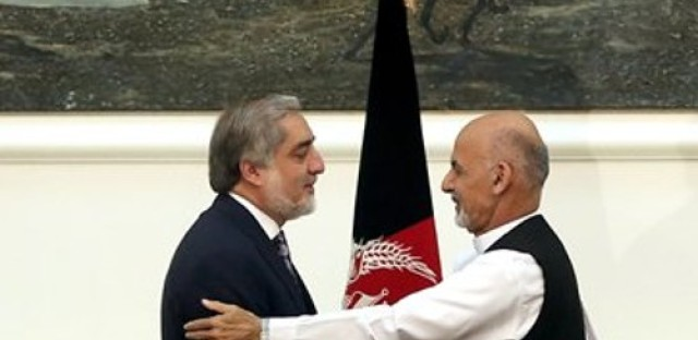 Afghanistan has a new president and a new chief executive