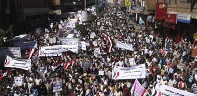 Fighting for control of Yemen
