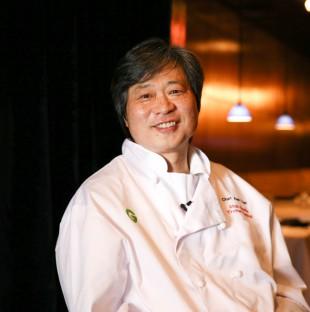 Portrait of Chef Alan Yuen