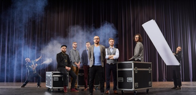 """Bassel & The Supernaturals pride themselves on having """"Syrian heart"""" and """"Chicago soul."""""""