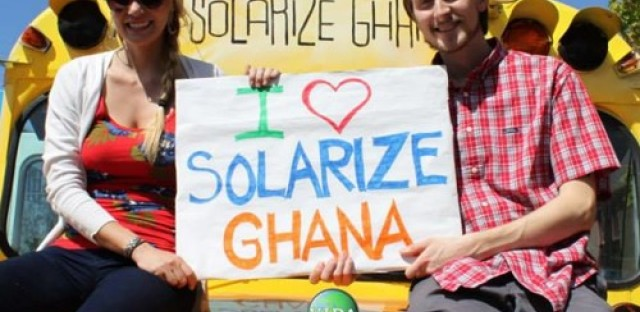 Global Activism: Road tripping across Ghana for a cause