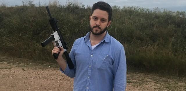 Planet Money : #817: The Gun Man  Image