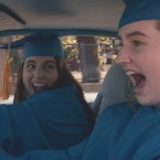Beanie Feldstein stars as Molly (left) and Kaitlyn Dever as Amy in Olivia Wilde's directorial debut, 'Booksmart,' which was released in theaters on Friday.
