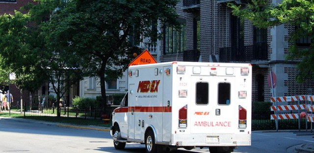Chicago ER doctor questions who is left behind in health care