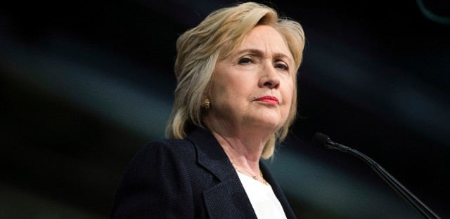 Democratic presidential candidate Hillary Clinton will speak in Springfield today to discuss building an America that is stronger together and an economy that works for everyone