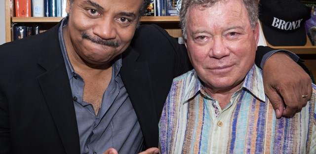 StarTalk Radio : The Power of Science Fiction, with William Shatner Image