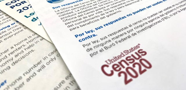 Federal officials this week said the 2020 census questionnaire will be printed without a citizenship question. President Trump has insisted that the question be included. Regardless of the outcome, local groups say immigrant communities are already discouraged from participating.
