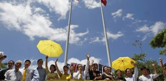 Syrian refugees, democracy in Hong Kong and protests in Honduras