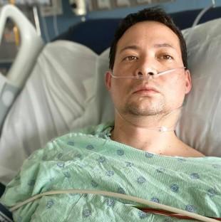 Michael Bane COVID-19 Patient