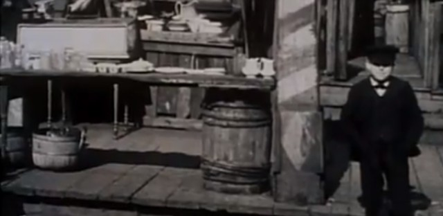 Old Maxwell Street remembered on film