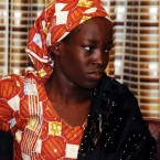 Amina Ali Nkeki, 19, is one of the Nigerian schoolgirls kidnapped by Boko Haram in 2014. She was found last month wandering in the Sambisa Forest, a Boko Haram stronghold, with her 4-month-old baby.