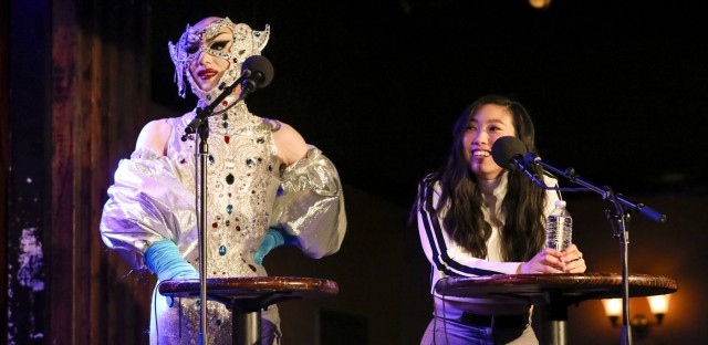 Ask Me Another : Awkwafina And Sasha Velour: New York City Queens Image