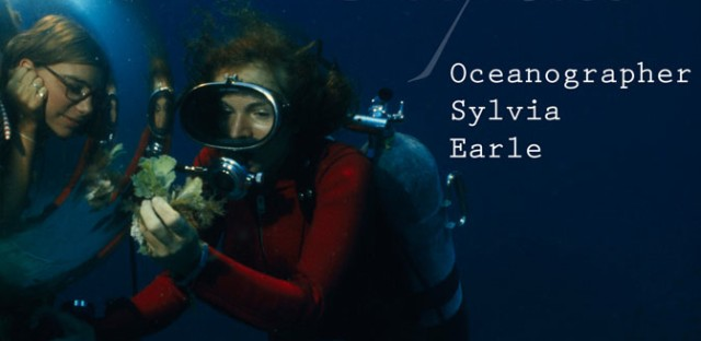 On Being : Sylvia Earle — Her Deepness Image