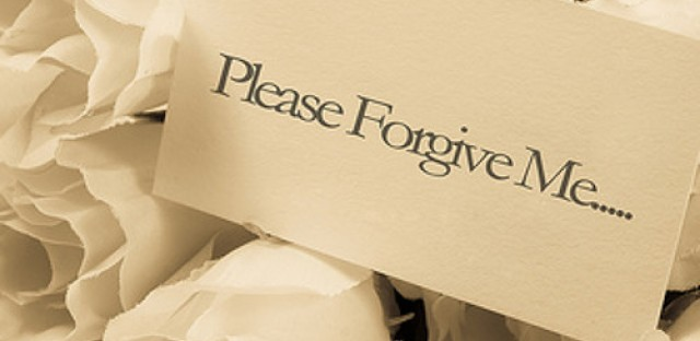 Is forgiveness the best medicine?