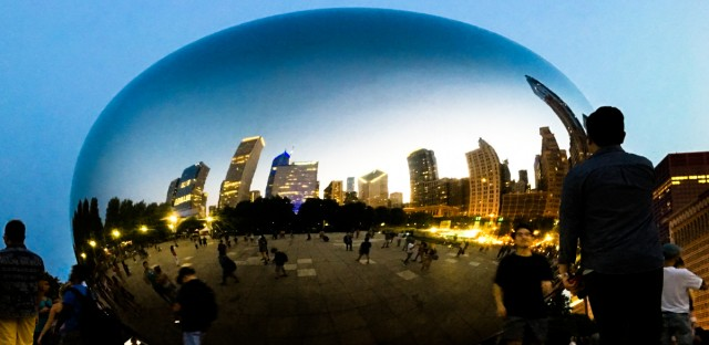 It's August, and the weather by Anish Kapoor's Cloudgate (the bean) couldn't be better. The Morning Shift helps you find the best outdoor activities this weekend.