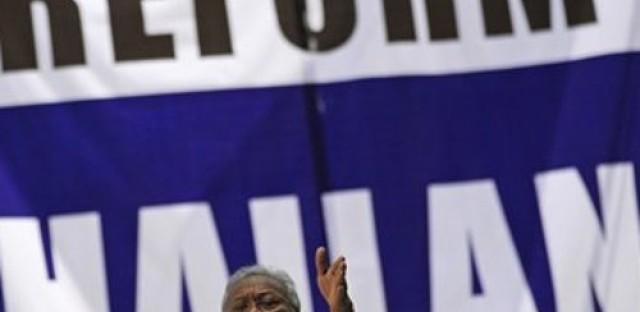 Elections underway in Thailand