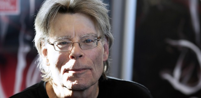 Pop Culture Happy Hour : A Guide to Stephen King Image