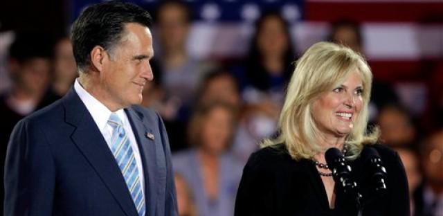 Ann Romney's secret hobby? Horse dancing