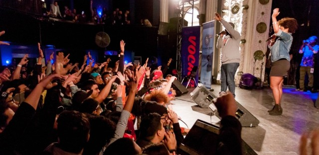 Vocalo Radio Previews Winter Block Party 2020
