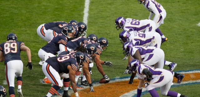 Bears snap a losing streak, add to their M*A*S*H unit