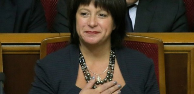 Natalie Jaresko on saving Ukraine and Russians hate the News
