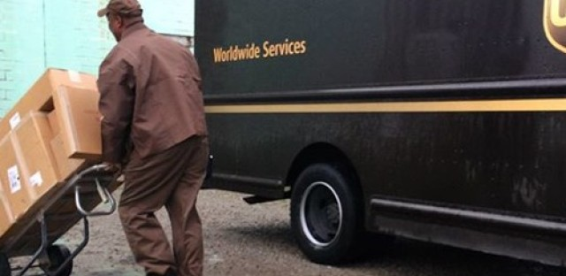 UPS gears up for the holidays with special training