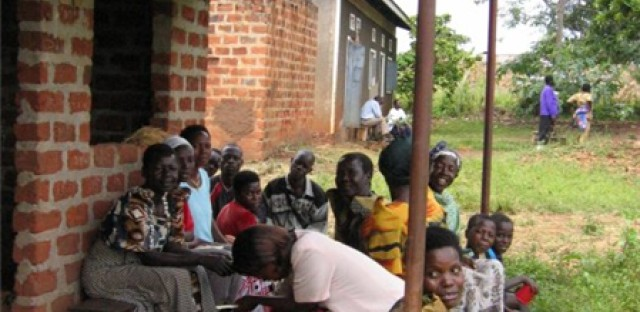 Global Activism: Clinic Provides A Host of Services for People Affected by HIV/AIDS