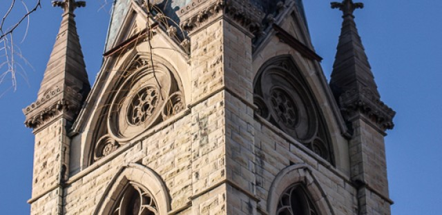 St. James infirmity: Distressed century-old Catholic church heads toward demolition
