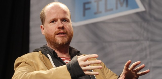 Writer/director Joss Whedon at SWSW 2013.