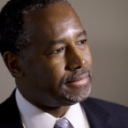 """Housing and Urban Development Secretary Ben Carson drew controversy last month when he said in a radio interview that """"poverty to a large extent is also a state of mind."""""""