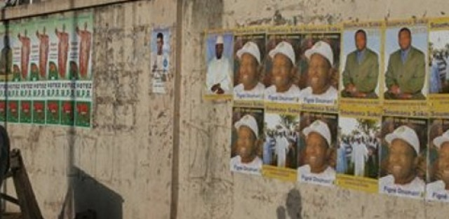 Mali's approaching presidential elections a source of contention
