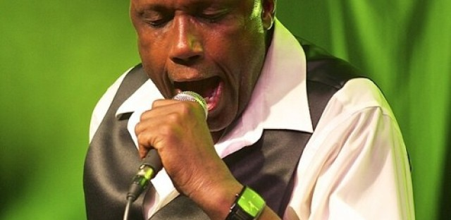 Musician Sonny Knight cuts his first album 49 years after his first single
