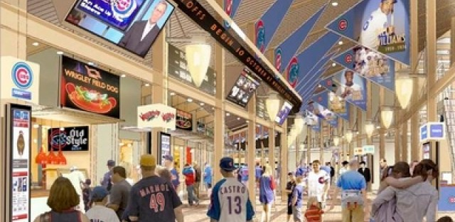 New plans for Wrigley Field fall short