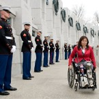 Tammy Duckworth and Veterans