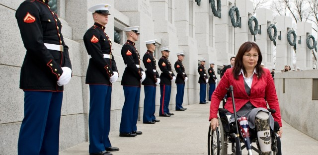 Tammy Duckworth and Veterans