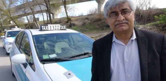 Changes in taxi industry leave cab owners underwater