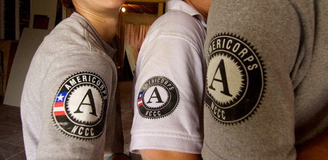 The AmeriCorps serves as an example of voluntary civil service in the United States